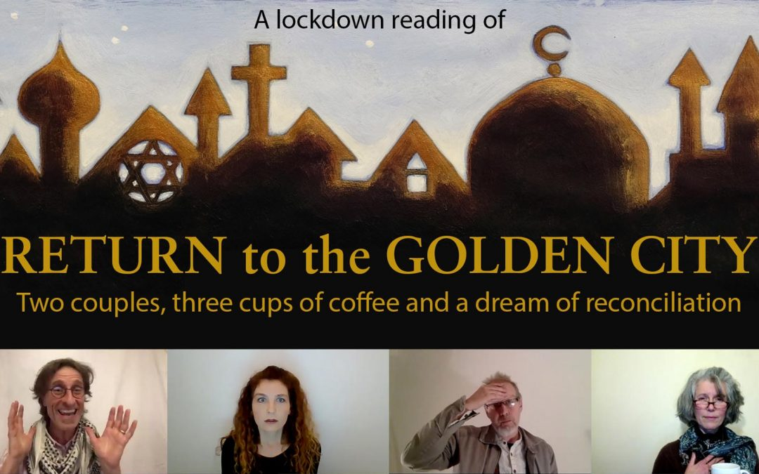 """""""Return to the Golden City"""" Film Launch"""